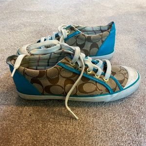 Coach Sneakers Size 6.5